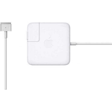 محول طاقة أصلي 45 واط نوع Megasafe 2 (2 سن) من Apple