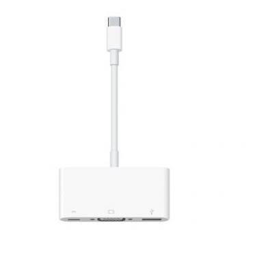 محول أصلي متعدد المنافذ USB-C VGA من Apple