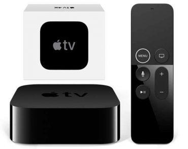 تلفزيون 4k أصلي 32 جيجا من Apple