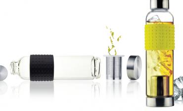 زجاجة ASOBU -  Ice Tea 2 GO Bottle