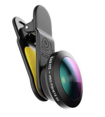 عدسة Pro Fisheye G4 - BLACK EYE