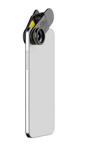 مجموعة عدسات للهواتف المحمولة Pro Travel Kit G4 - BLACK EYE