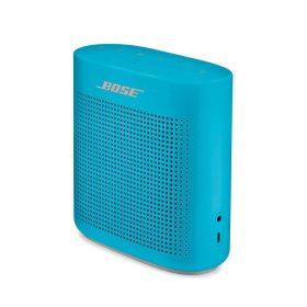 سماعة بلوتوث SoundLink من Bose - أزرق