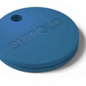 جهاز تعقب بالبلوتوث من CHIPOLO - أزرق داكن