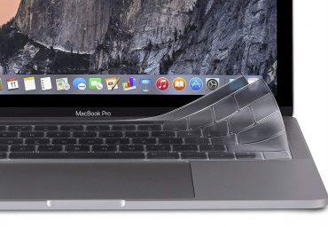 غطاء حماية للوحة المفاتيح MacBook Air 13 بوصةUS  - MOSHI