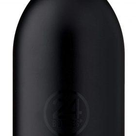زجاجة مياه 330 مللي 24Bottles CLIMA Bottle - أسود