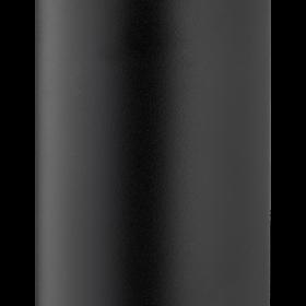زجاجة سفر 600 مللي 24Bottles Travel Tumbler - أسود