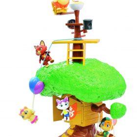 لعبة منزل الشجرة  44CATS - LARGE PLAYSET TREE HOUSE