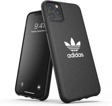 كفر Adidas iPhone 11 Pro Max  - أسود