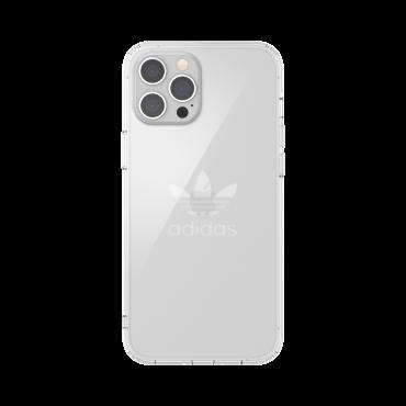 كفر آيفون 12 برو ماكس adidas ORIGINALS Apple iPhone Protective Clear Case - شفاف
