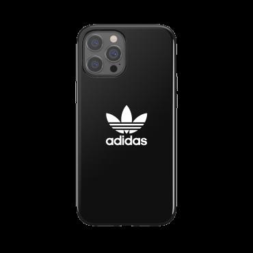 كفر آيفون 12 برو ماكس adidas SNAP Apple Trefoil Case - أسود