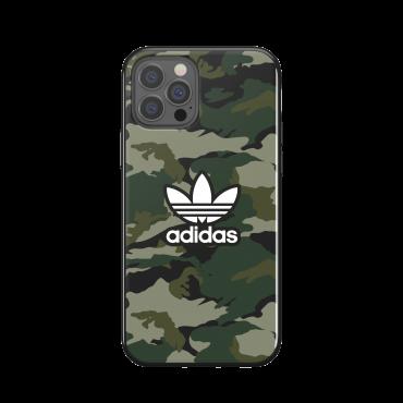 كفر آيفون 12/ 12 برو adidas SNAP Graphic Case - أسود