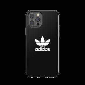 كفر Adidas - SNAP Apple iPhone 12 Pro Trefoil Case - أسود