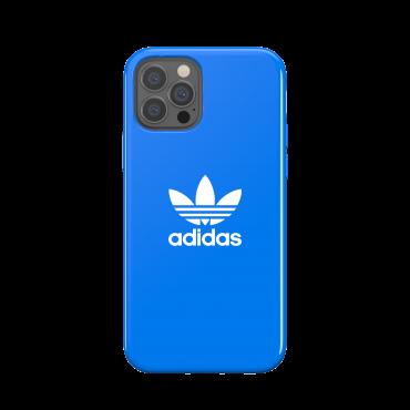 كفر Adidas - SNAP Apple iPhone 12 Pro Trefoil Case - أزرق