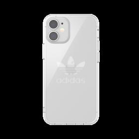 كفر Adidas - ORIGINALS Apple iPhone 12 Mini Protective Clear Case - شفاف