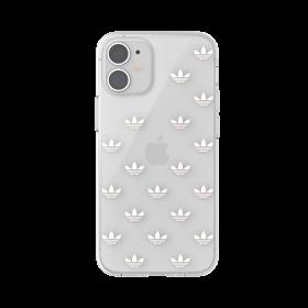 كفر Adidas - SNAP Apple iPhone 12 Mini Entry Clear Case - شفاف