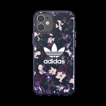 كفر Adidas - SNAP Apple iPhone 12 Mini Graphic Case - كحلي