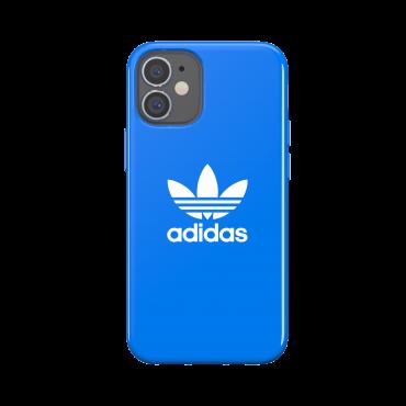 كفر Adidas - SNAP Apple iPhone 12 Mini Trefoil Case - أزرق