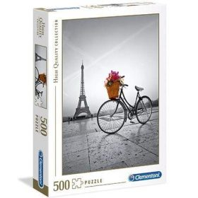 لعبة تطبيقات 500 قطعة CLEMENTONI - Promenade In Paris