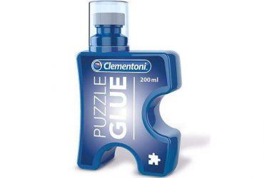 غراء ألعاب التطبيقات 200 مل CLEMENTONI - Puzzle Glue