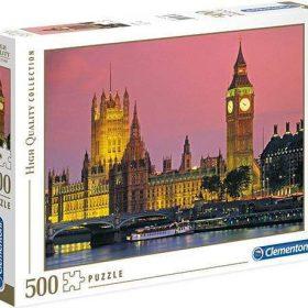 لعبة تطبيقات 500 قطعة CLEMENTONI - Beauty Of London
