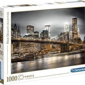 لعبة تطبيقات  1000 قطعة CLEMENTONI - The New York Skyline