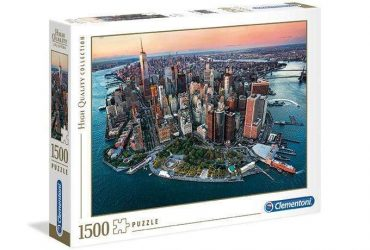 لعبة تطبيقات 1500 قطعة CLEMENTONI - View Of New York