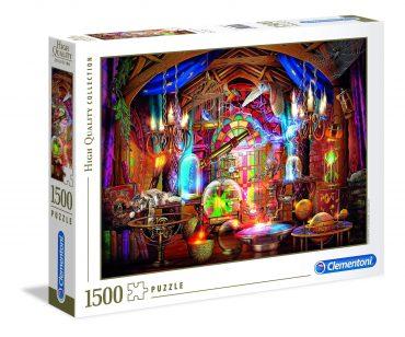 لعبة تطبيقات 1500 قطعة CLEMENTONI - Wizards Workshop