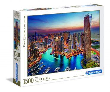 لعبة تطبيقات 1500 قطعة CLEMENTONI - Beauty Of Dubai