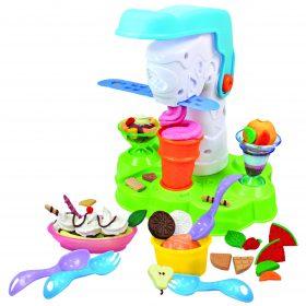 لعبة ماكينة الايس كريم SIMBA - A&F Dough Set Ice Cream Station