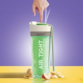 زجاجة ASOBU - Pump & Chill Tumbler