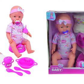لعبة دمية SIMBA - NBB Baby Doll