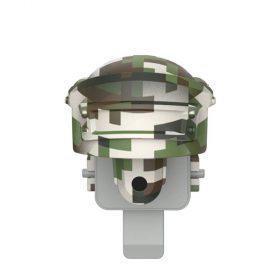 أزرار التصويب Baseus Level 3 Helmet PUBG Gadget GA03– رمادي مموه