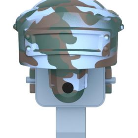 أزرار التصويب Baseus Level 3 Helmet PUBG Gadget GA03– أزرق مموه