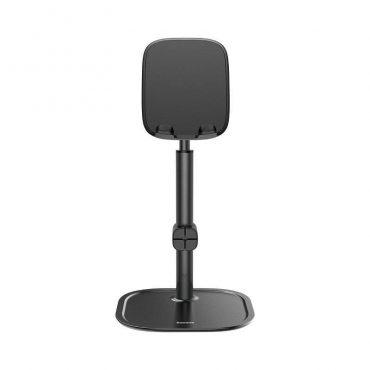 حامل الهاتف والتابلت Baseus Literary Youth Desktop Bracket (Telescopic) - أسود