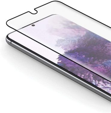 شاشة حماية Belkin - Tempered Glass Screen Protection for S20
