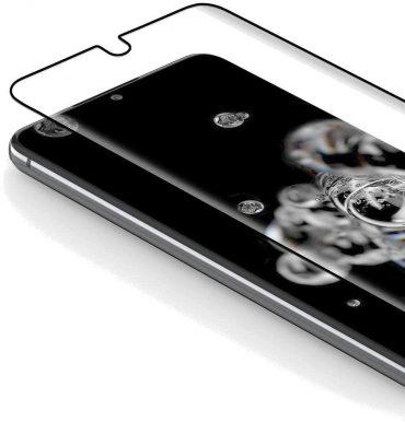 شاشة حماية Belkin - Tempered Glass Screen Protection for S20 Ultra