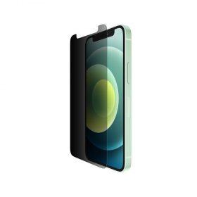 شاشة حماية Belkin - SCREENFORCE Privacy iPhone 12 Mini Screen Protector
