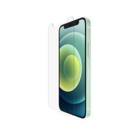 شاشة حماية Belkin - SCREENFORCE InvisiGlass iPhone 12 Mini Screen Protector