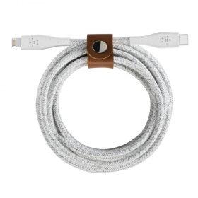 كابل BELKIN - Charge USB-C Cable with Lightning Connector - أبيض