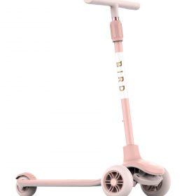 سكوتر للأطفال Birdie - Kids Scooter - Foldable Kid Scooter - زهري