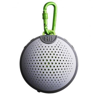 مكبر صوت لا سلكي Boompods - Aquablaster Bluetooth Speaker - رمادي