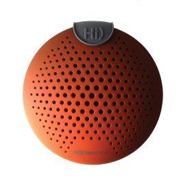 مكبر صوت بلوتوث Boompods - SoundClip Bluetooth Speaker - برتقالي
