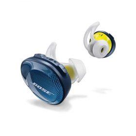سماعات أذن لاسلكية رياضية من Bose – بنفسجي/ كحلي
