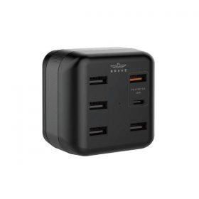 شاحن Brave 6 Ports Smart Power Adapter 45W