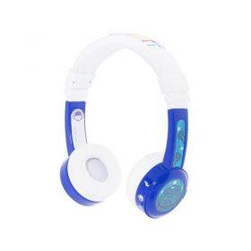 سماعة رأس للأطفال InFlight من BUDDYPHONES - أزرق