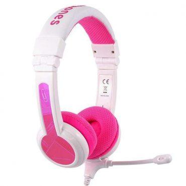 سماعات الرأس BuddyPhones - Headphones - زهري