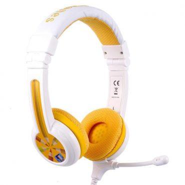 سماعات الرأس BuddyPhones - Headphones - أصفر
