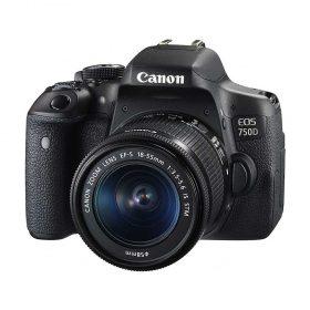 كاميرا EOS 750D(W) - Canon