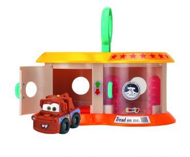لعبة كراج السيارات CARS - VP CARS MINI GARAGE